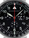 Messerschmitt Aviator's Quartz Chronograph Watch ME-755