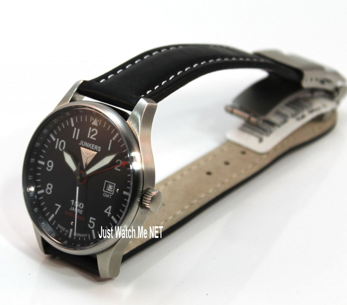 Junkers  GMT Watch  6644-2  150 Years Special Edition