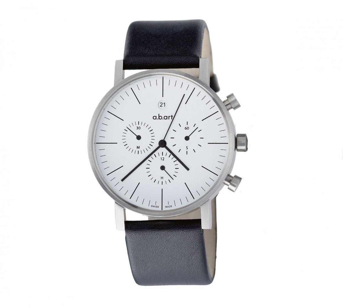 a.b.art OC101 - Men's 12-Hour Chronograph watch