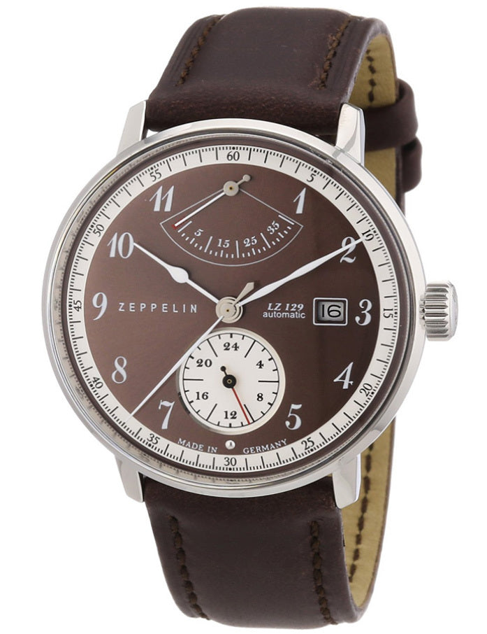 Zeppelin 7060-5 LZ 129 Automatic  with Power reserve  Watch