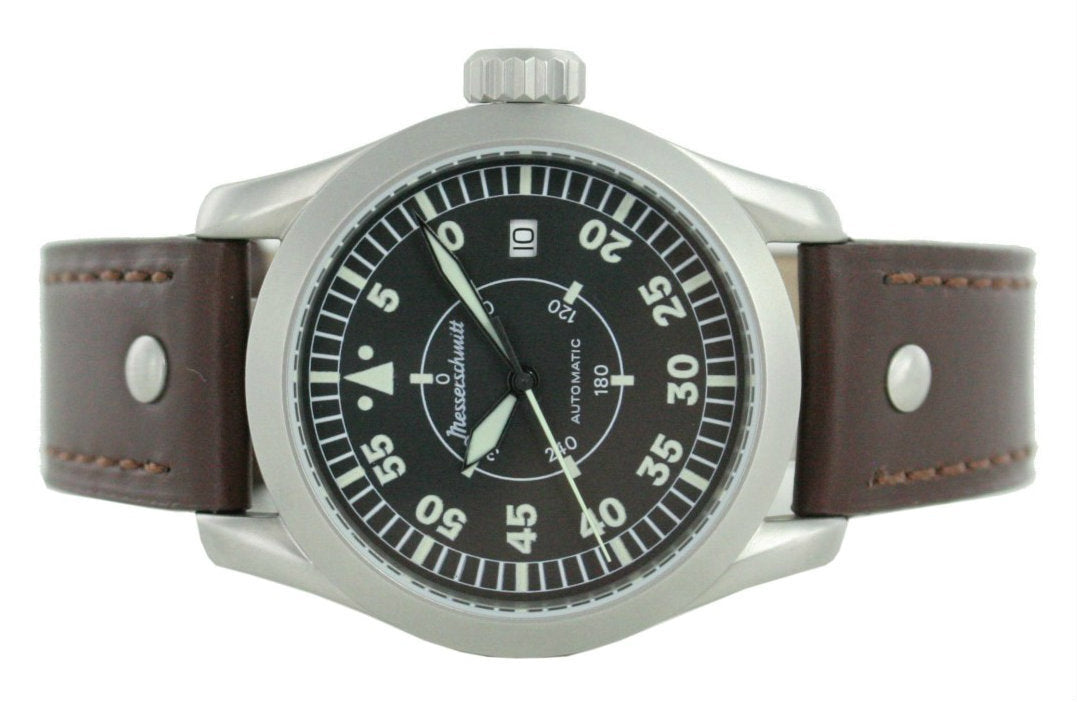 Messerschmitt Navigator Swiss Automatic Watch ME-98020NAV
