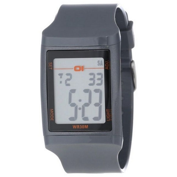 01 THE ONE DG921GR Digital Plastic DG Watch