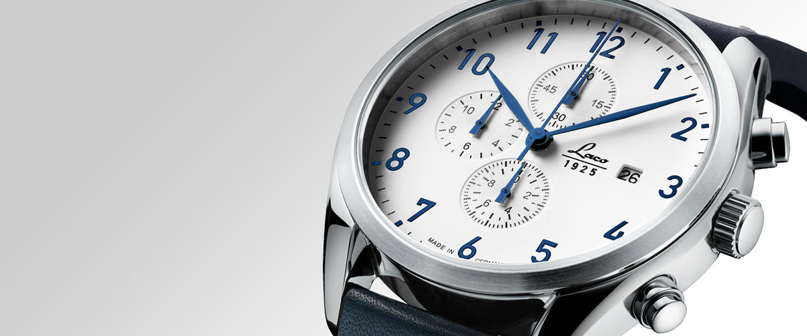 Laco Sylt 861789 Chronograph Watch