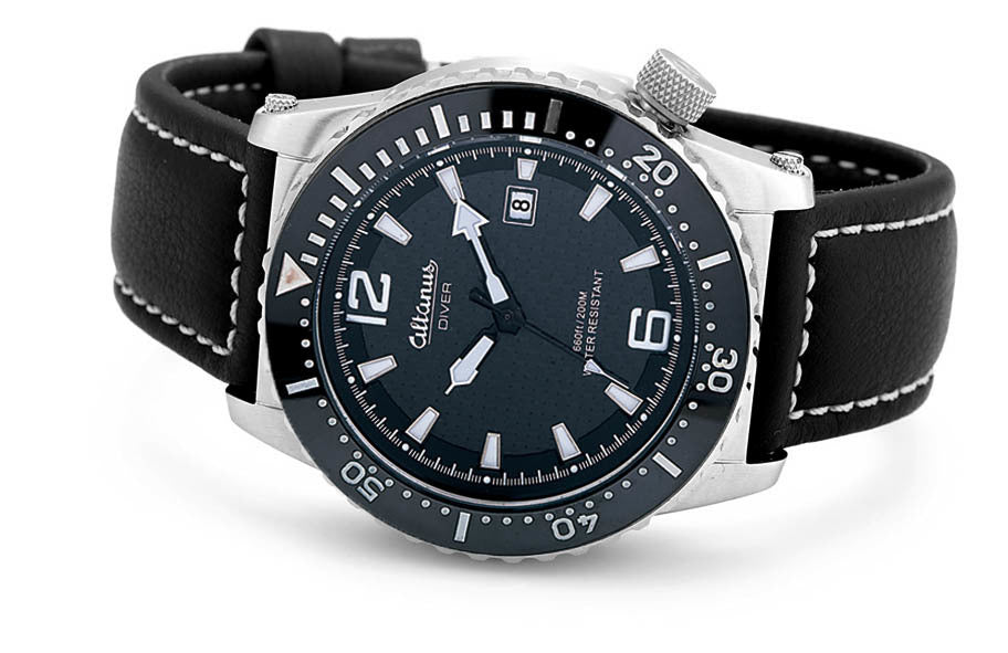 Altanus 7911-02  Diver Watch - 200mts Interchangeable