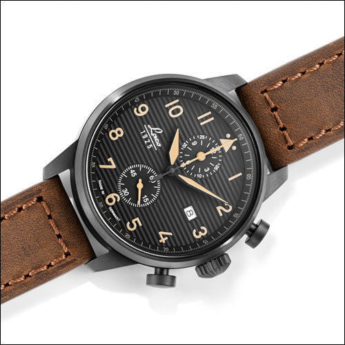 Laco Engadin 861976 Chronograph Watch