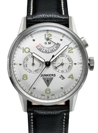 Junkers 6960-4 G38 Series Dual Time