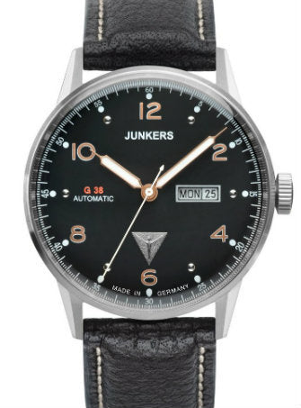 Junkers 6966-5 G38 Series Dual Time