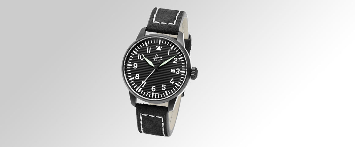LACO 861972 Luzern - PILOT WATCH TYPE A