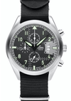 Laco 861917 Detroit Type C Dial Chronograph Watch