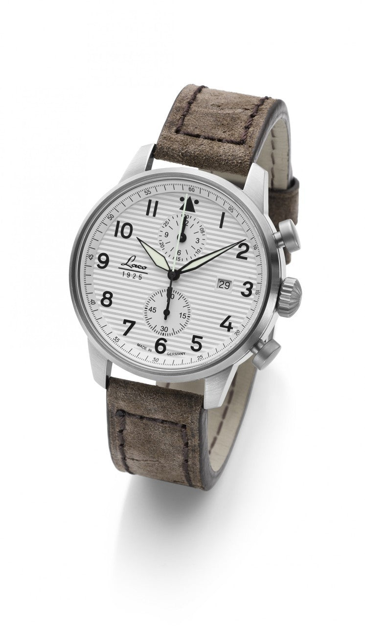 Laco Bern 861974 Chronograph Watch
