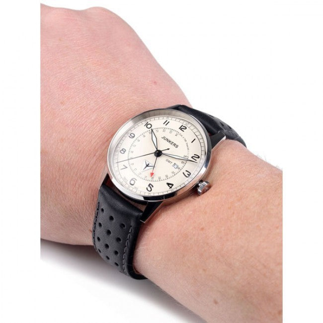6946-5 Dual time GMT watch G38