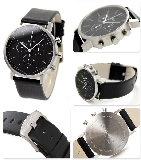 a.b.art OC103 - Men's 12-Hour Chronograph watch