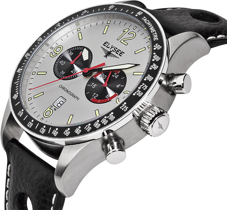Elysee Amun Chronograph with 24 hour display watch 80461