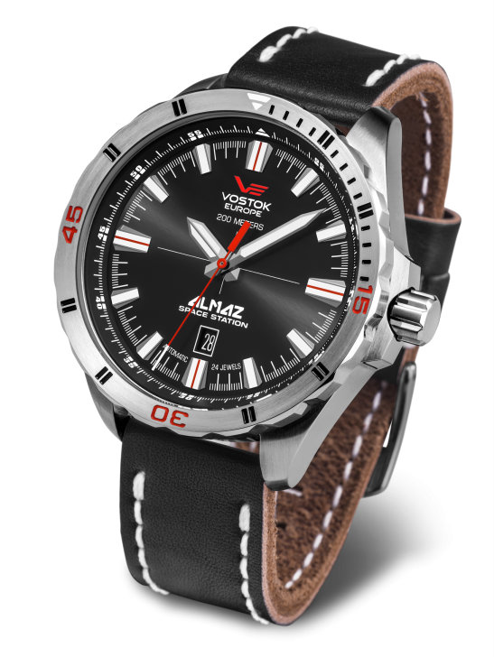 Vostok-Europe Almaz Automatic Watch - NH35A/320A258