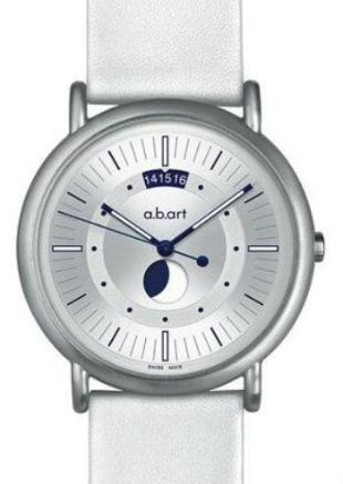 a.b.art KLD201 -  Men's Moon Phase Watch Series KLD