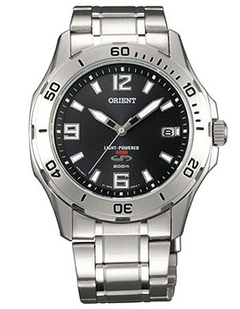 Orient Watches  Light Powered  WE00002B