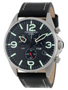 Torgoen Swiss Aviation Chronograph Watch -  T16105