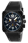 Torgoen Swiss T27101 Black Aviation Watch