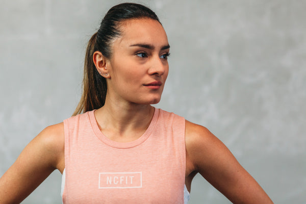 WOMENS NCFIT BOXOUT TANK
