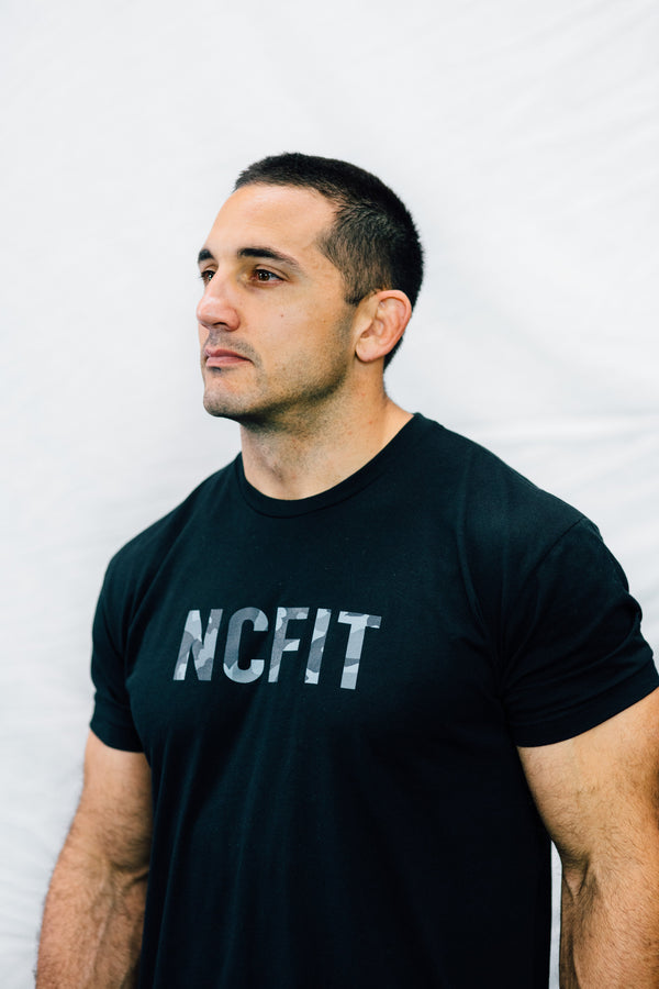 MENS NCFIT DEEP DIVE CAMO KNOCKOUT TEE