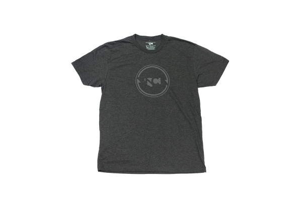 MENS NC CIRCLE BADGE TEE