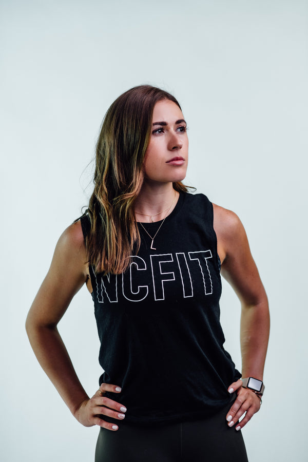 WOMENS NCFIT KNOCKOUT TANK