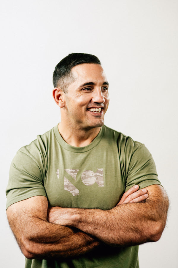 MENS NC TACTICAL TEE