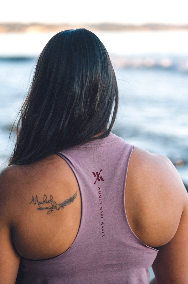 Women Make Waves Tidal Wave Tank