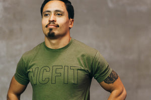 MEN'S NCFIT KNOCKOUT TEE