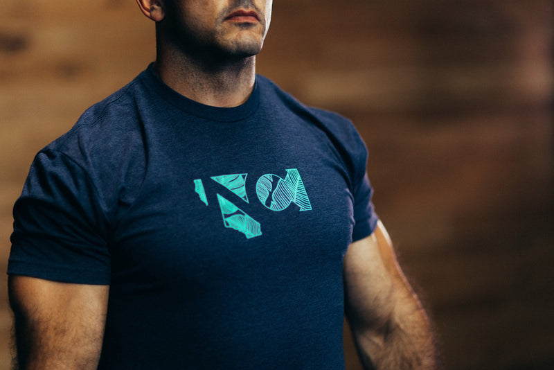 NCFIT x Jason Khalipa: THE NC PALMS TEE