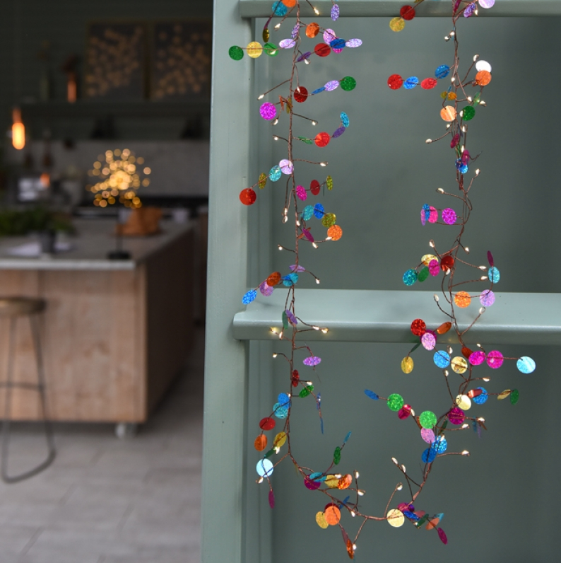 Confetti Lights - Mains Powered