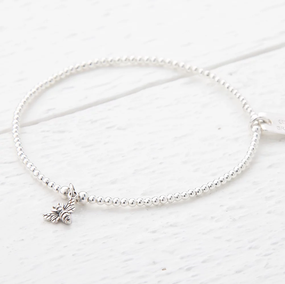 Millie Bee Sterling Silver Bracelet