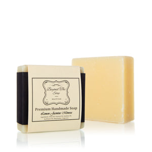 Lemon Jasmine Mimosa Soap
