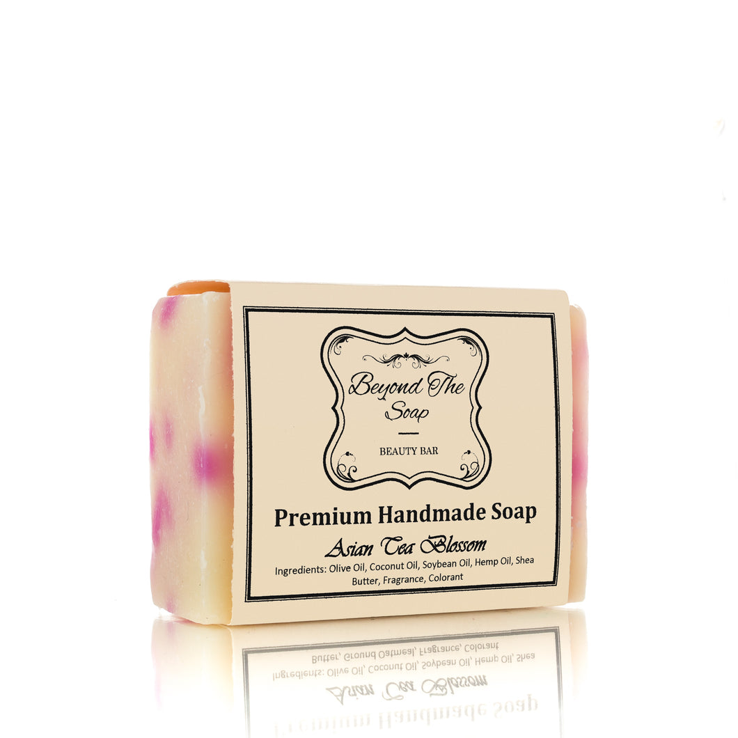 Asian Tea Blossom Soap