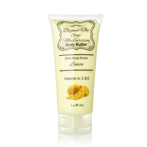 Shea Body Butter Lemon