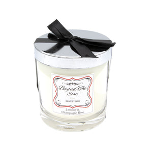 Jasmine & Champagne Rose Candle