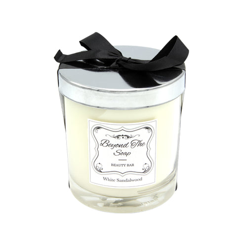 White Sandalwood Candle