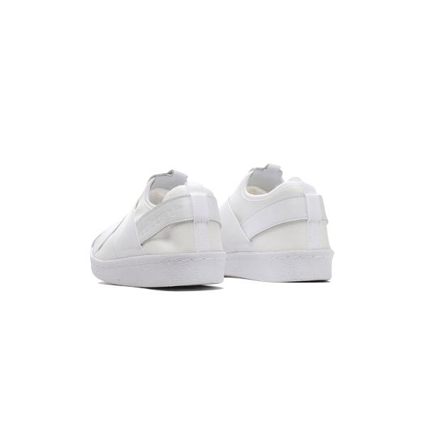 Tênis Adidas Originals Superstar Slip On W Branco