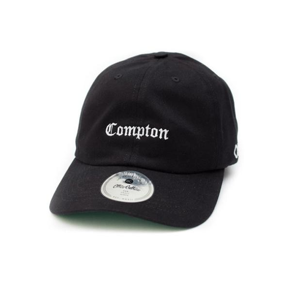 Boné Other Culture Dad Hat Mini Compton Preto ... b124660bfa5