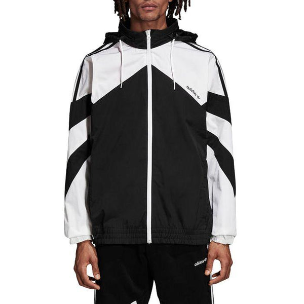 Jaqueta Adidas Originals Palmeston Windbreaker Preta Masculina