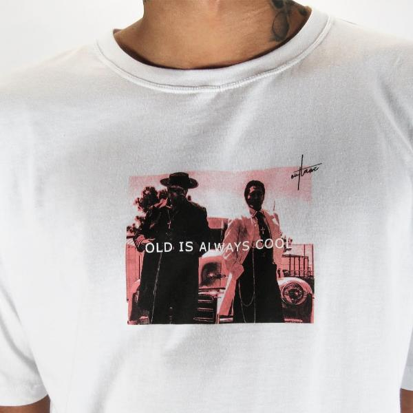 Camiseta Outlawz Old is Cool