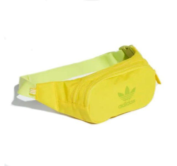 Pochete Adidas Originals Essencial Crossbody Amarela