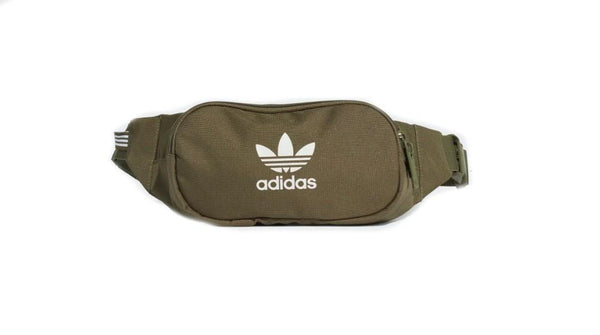 Pochete Adidas Originals Essencial Crossbody Verde Militar