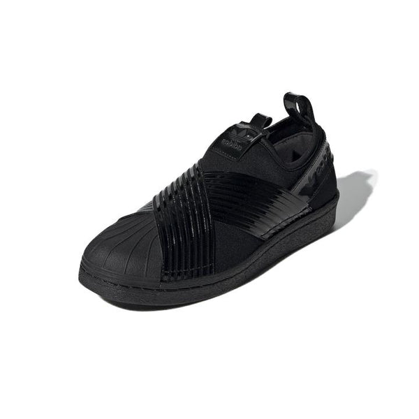 Tênis Adidas Superstar Slip on W Out Loud Preto
