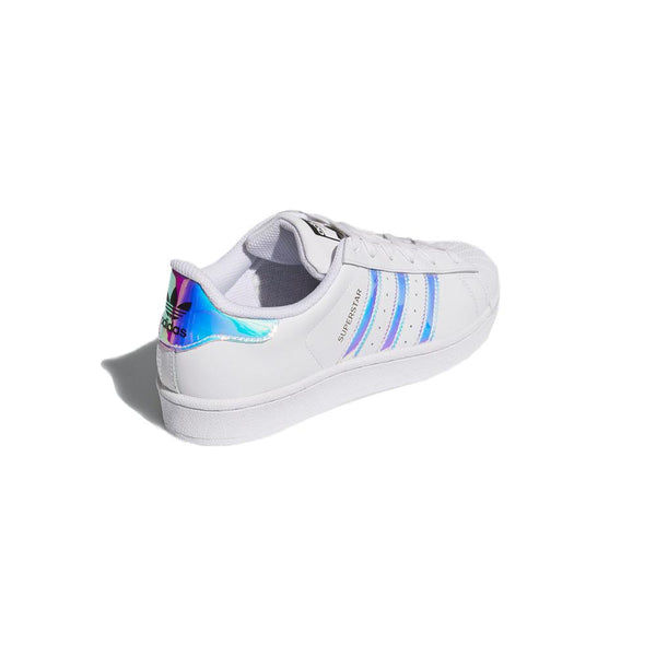 Tênis Adidas Superstar J Furta Cor
