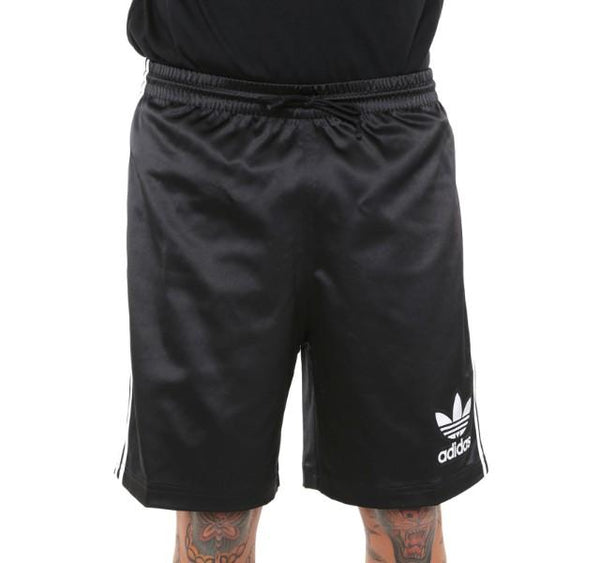 Short Adidas Originals Satin Preto