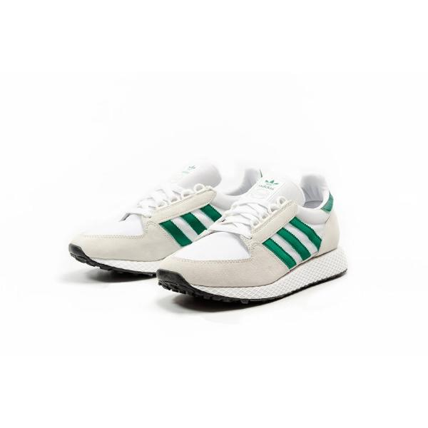 ad82d263009 Tênis Adidas Originals Forest Grove Branco - Outlawz