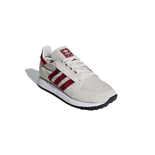 f7f61efe39d Tênis Adidas Originals Forest Grove Chalk Pearl - Outlawz