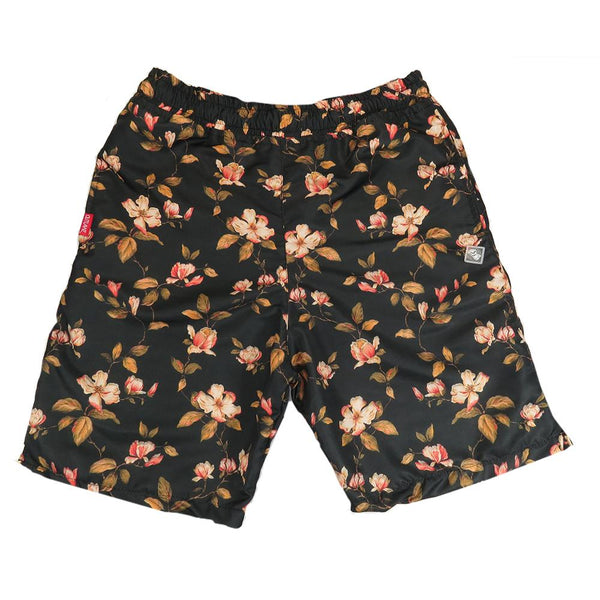 Short Outlawz Floral Di Sant,Ana
