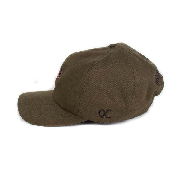 Boné Aba Curva Dad Hat Snoop Green